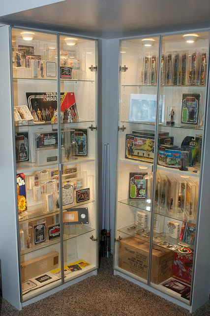 About me for Hot toys display case ikea