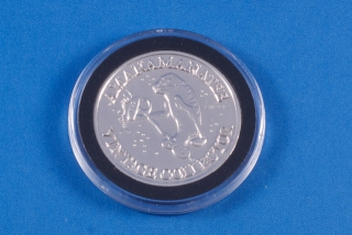 Manatee Coin Front