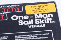 Trilogo One-Man Sail Skiff Swedish Sticker